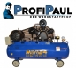 Preview: ProfiPaul Kompressor 12,5 bar 180 L (CL 970/12,5/180) vorne 1
