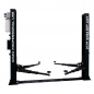 Preview: ProfiPaul 2 post car lift DTPF 6093 EPT black-gray front