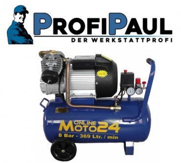 compressor 8 bar 50 L (CL 369/8/50)