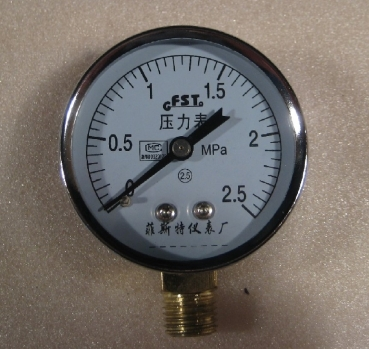 ProfiPaul Manometer bis 16 bar