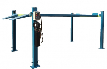 ProfiPaul 4-post lift electric 4,0t (DFP 6082 E)