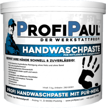 PROFI hand cleaning with PUR flour 5 kg