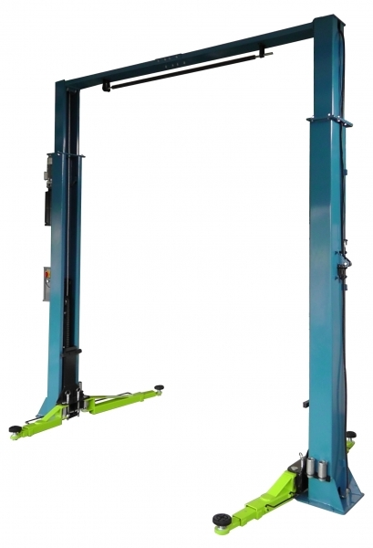 2-Post-Car Lift electrically 4,0t