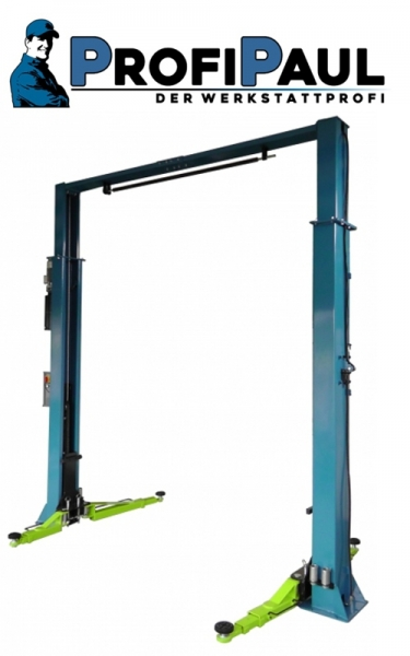 2-Post-Car Lift electrically 4,0t pp