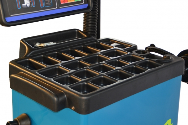 "ProfiPaul Garage Set ""Superior\"" tray"