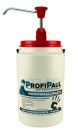 PROFI handwashpaste - pumpable 3 kg canister inkl soap dispenser, wall mount and mounting material